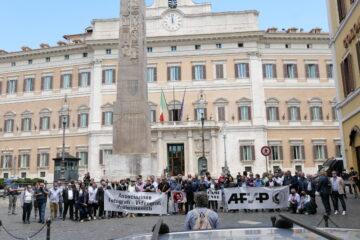 MANIFESTAZIONE 22 GIUGNO 2020 – ROMA