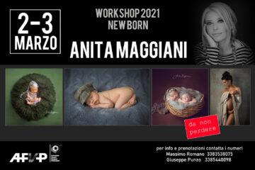 2-3 Marzo Workshop Newborn con Anita Maggiani