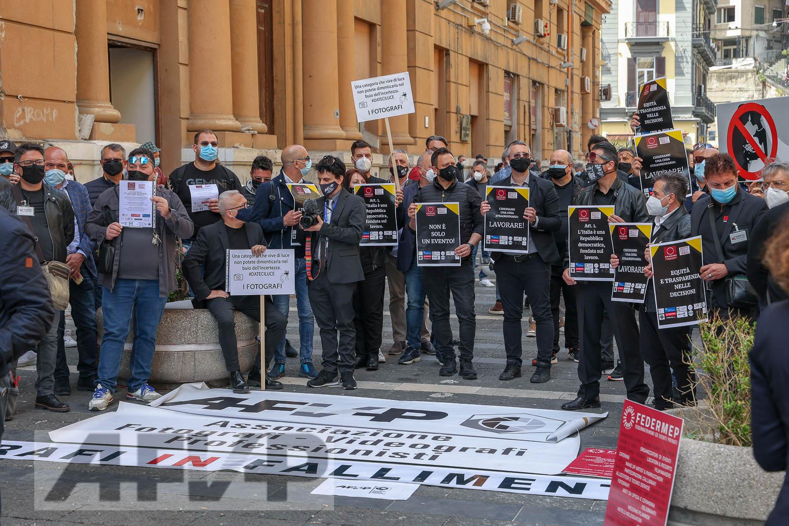 AFVP Manifestazione 26 aprile 2021
