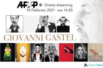 Le interviste di AFVP: Giovanni Gastel