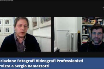 Le interviste di AFVP: Sergio Ramazzotti