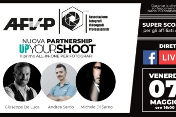 Live con UP YOUR SHOOT!
