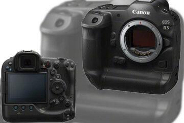 La prossima Canon EOS R3