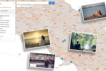 Posti per ritrattistica outdoor in Italia