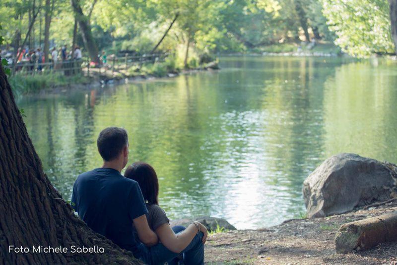 Coppia fidanzati, Parco del Grassano, Foto Michele Sabella, Benevento, modella Federica Mercurio @Feehxx